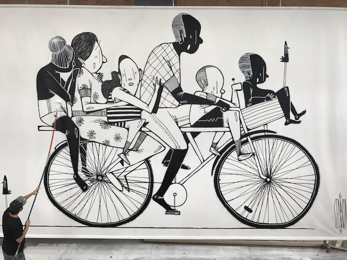 Alex Senna Straat Museum Amsterdam