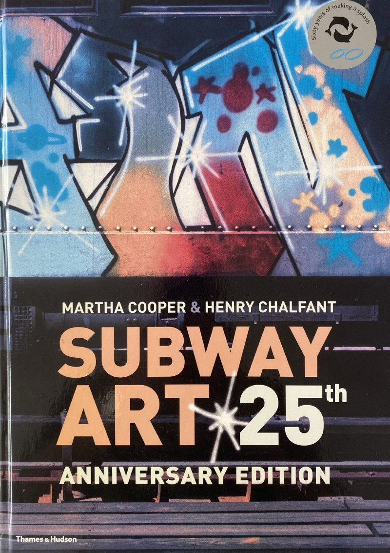 STRAAT Books, Subway Art 25th Anniversary Edition