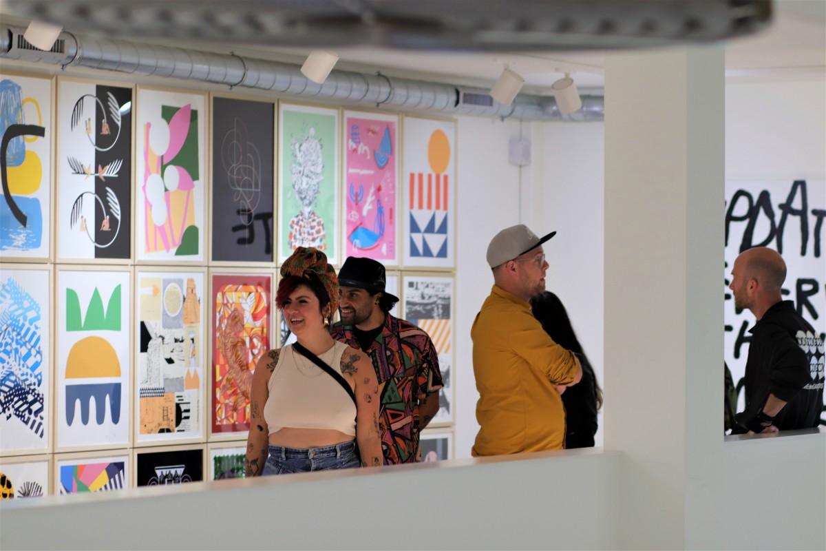 STRAAT Gallery x The Jaunt recap