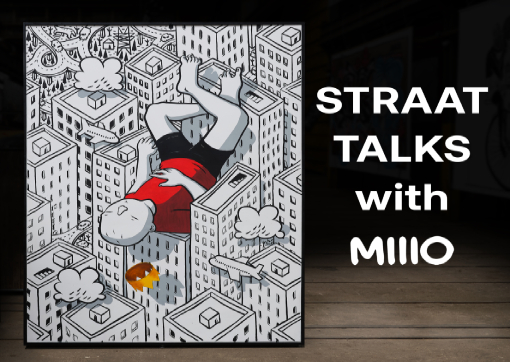 STRAAT TALKS with Millo